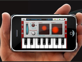 NanoStudio 'DAW for iPhone' announced