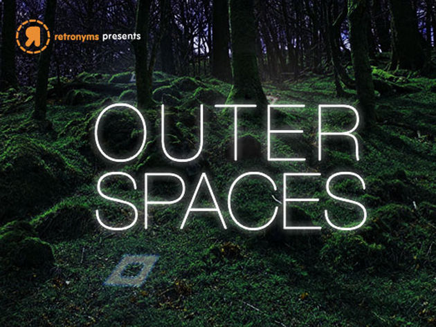 Outer Spaces: DopplerPad features throughout.