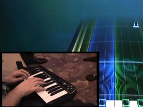 Rock Band 3 keyboard: will it teach you to play?