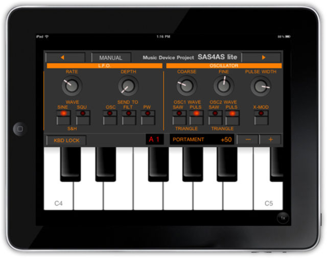 iPhone/iPad iOS music making app round-up: Week 34