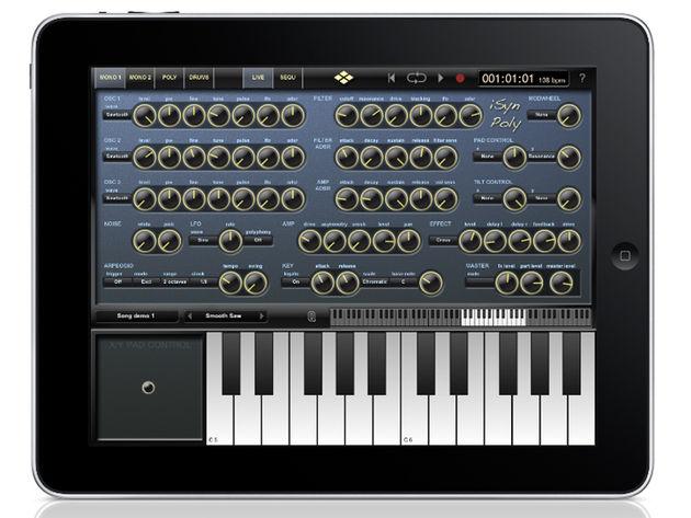 VirSyn/audioMIDI.com iSyn Poly, £5.99
