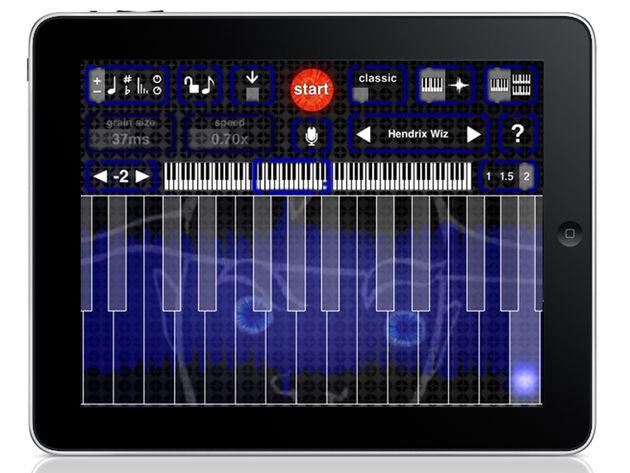 Jordan Rudess: Wizdom Music SampleWiz, £5.99