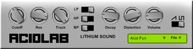 Lithium sound acidlab