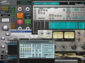 VST/AU plug-in instrument/effect round-up: Week 12