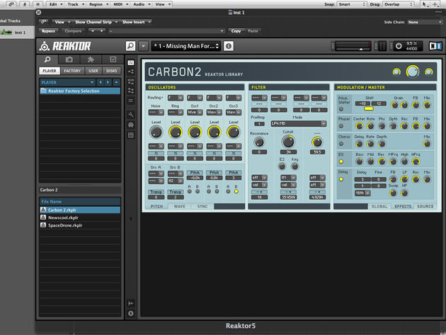 Native Instruments Reaktor 5.6