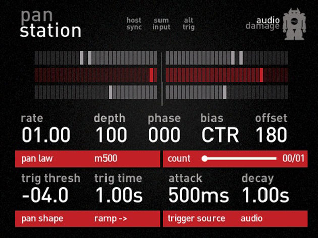 Audio Damage Panstation