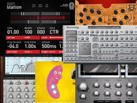 VST/AU plug-in instrument/effect round-up: Week 13