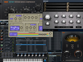 VST/AU plug-in instrument/effect round-up: Week 14