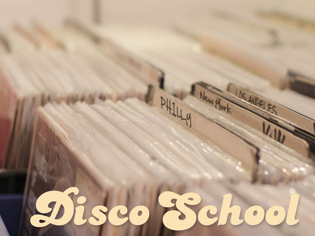 Can Disco School save you hours of crate digging?