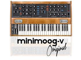 Get Arturia Minimoog V for free