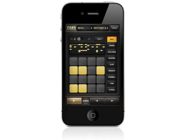 Fingerlab DM1 for iPhone, 69p/$0.99