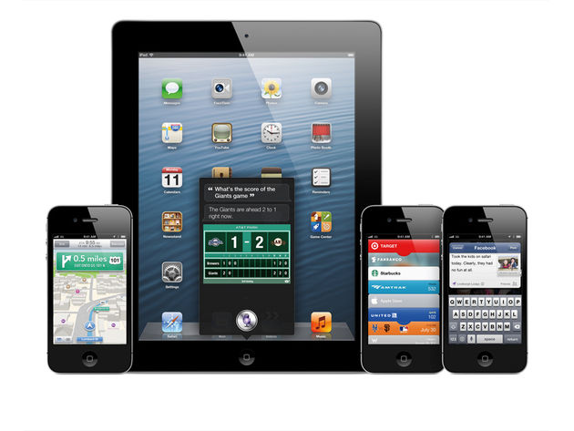Apple iOS 6 will be released later this year.