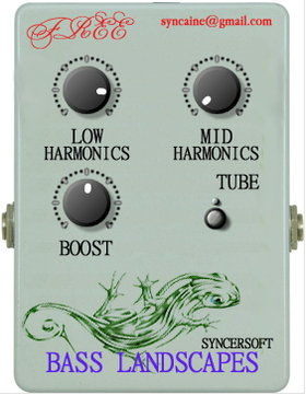 Syncersoft bass landscapes