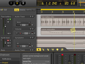 Ohm Force's Ohm Studio DAW now available to all