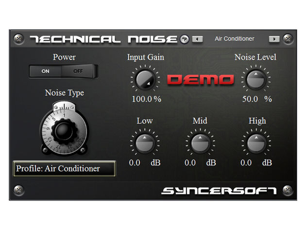Syncersoft Technical Noise