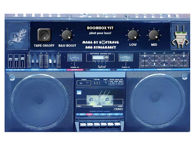 Softrave/Syncersoft Boombox