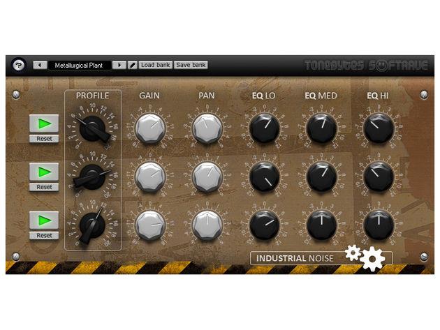 ToneBytes Industrial Noise