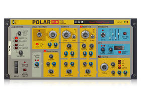 Propellerhead Polar Rack Extension previewed