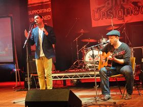 Live and Unsigned festival winners