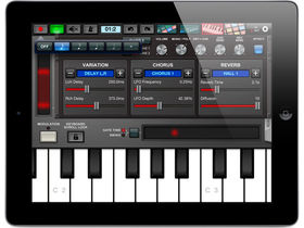 Yamaha releases Synth Arp & Drum Pad app