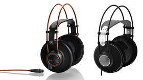 AKG releases K712 Pro and K612 Pro studio headphones