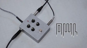 The OWL: open-source, programmable effects pedal
