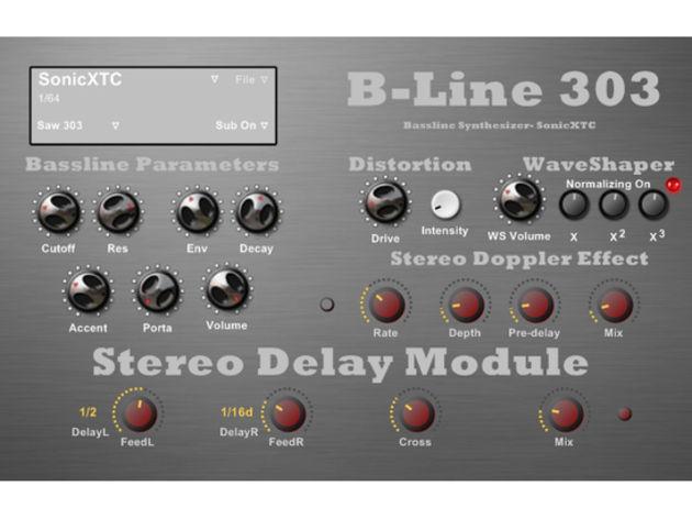 SonicXTC B-Line 303