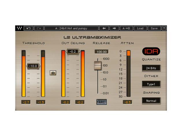 Waves L2 et Vox Renaissance