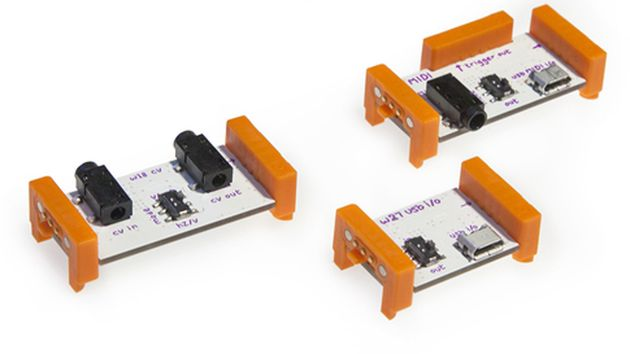 They might not look like much, but these new modules could change your littleBits music-making life.