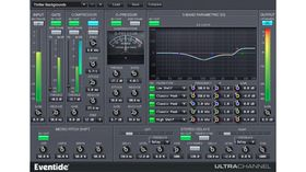 Eventide offre UltraChannel, une tranche de console en plugin