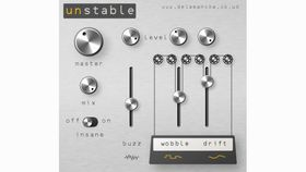 De La Mancha unstable: free VST pitch modulation plugin