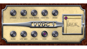 WOK releases VVOC-1, free vintage vocal synth plugin