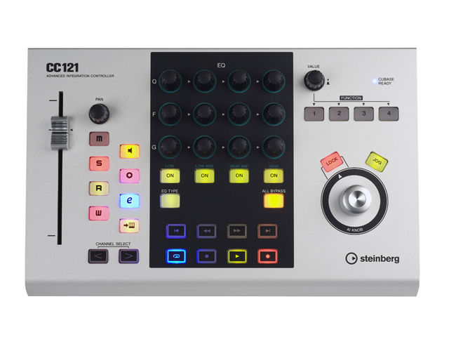 The CC121: is this the perfect hardware companion for Cubase 4?