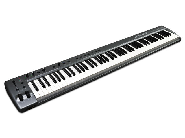The ProKeys Sono 88 is the larger of the two new digital pianos.
