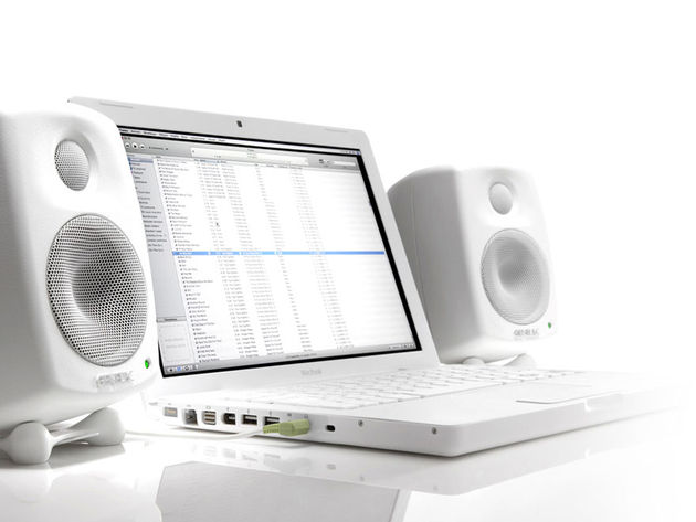 Genelec's 6010A speakers are its smallest ever