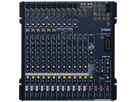 Yamaha upgrades MG Series mixers for simplified live recording