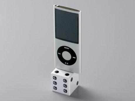 Dice ipod speaker