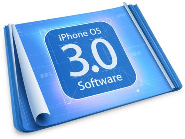 Developers are working on iPhone OS 3.0 apps right now.
