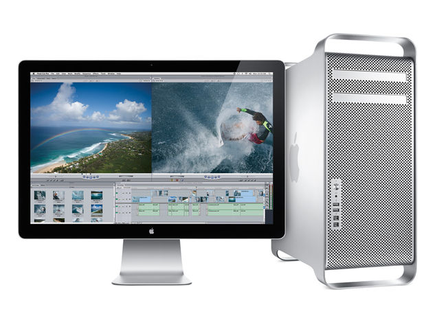"The Mac Pro is  now powered by Intel's ""Nehalem"" Xeon processor."
