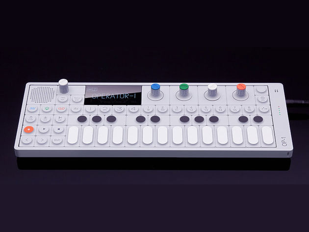 The OP-1: it's real!
