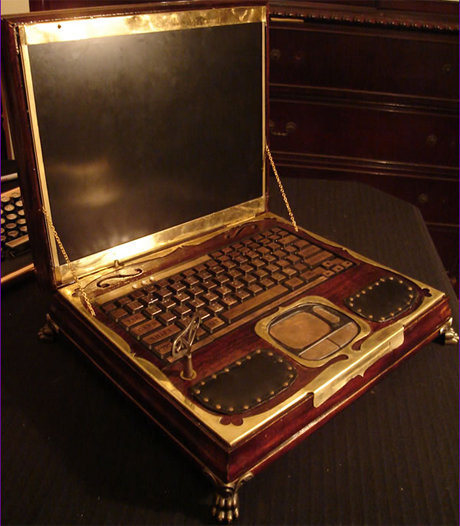 Datamancer's laptop
