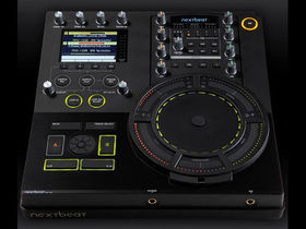 Wacom nextbeat DJ system splits into two parts