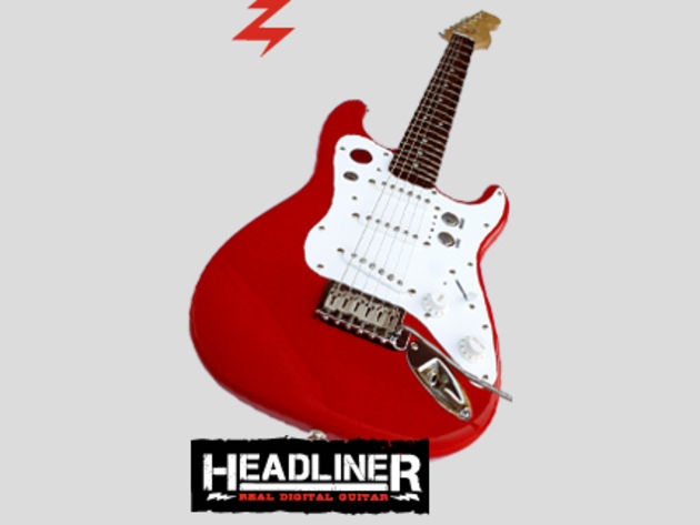 The Headliner: bridging the gap between controller and instrument.