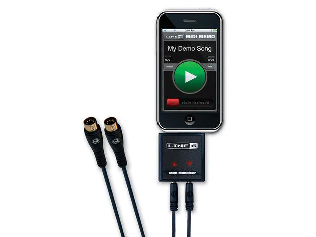 MIDI goes mobile