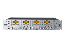 "Musikmesse 2010: Universal Audio announces 4-710D four channel ""Twinfinity"" mic preamp"