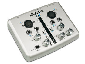Musikmesse 2010: Alesis announces iO2 Express audio interface