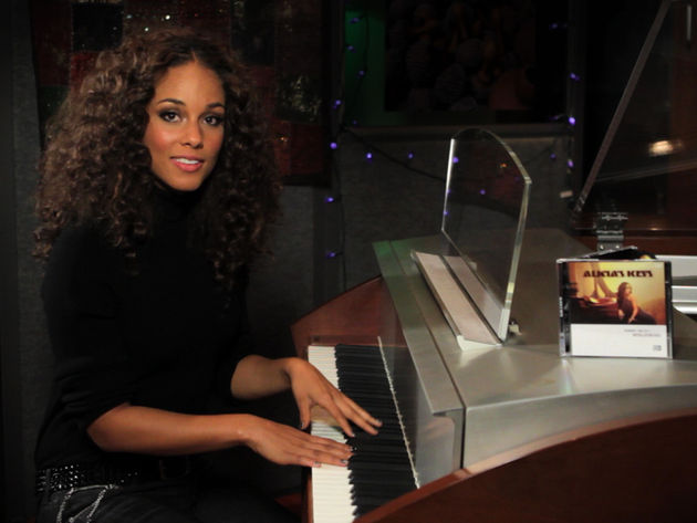 Alicia Keys: get her tone in your DAW.