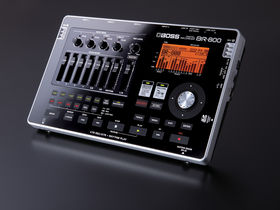 Musikmesse 2010: Roland introduces the Boss BR-800 Digital Recorder