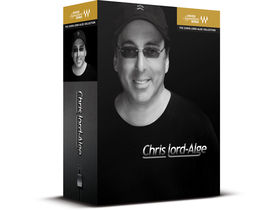 Waves announces Chris Lord-Alge Artist Signature Collection