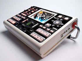 Musikmesse 2010: Korg introduces MP-10 Pro media player